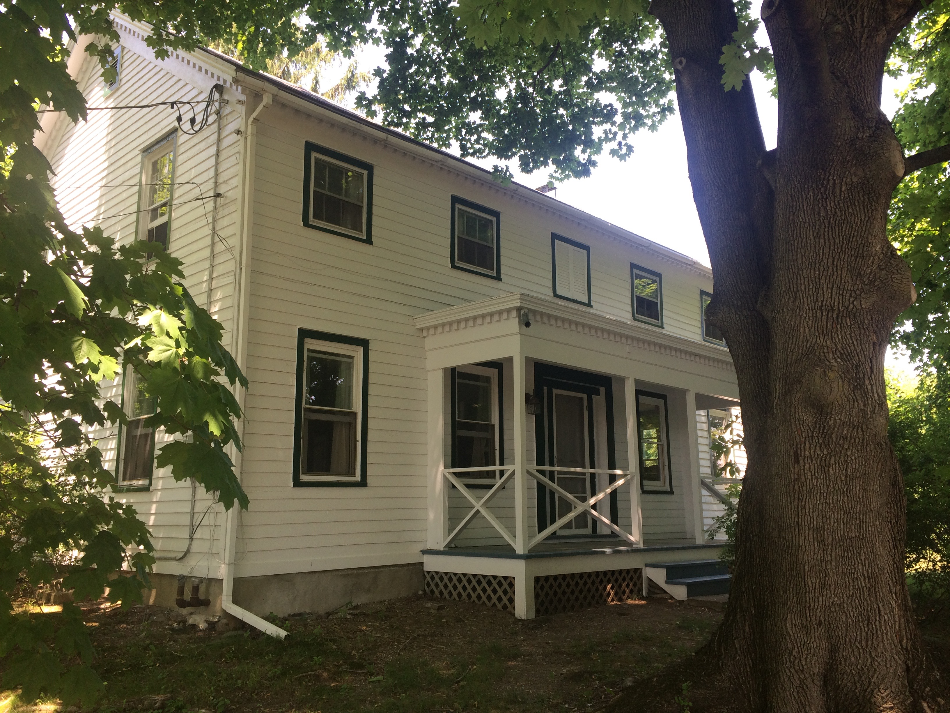 1835 Germantown Farmhouse