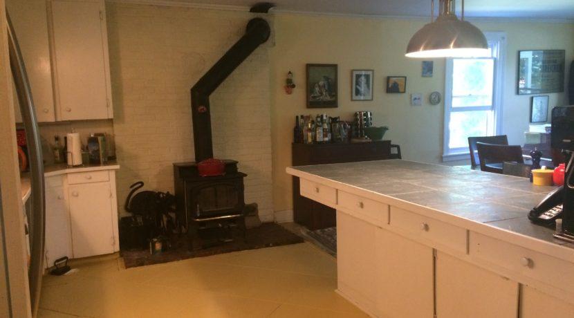 R & L kit wood stove