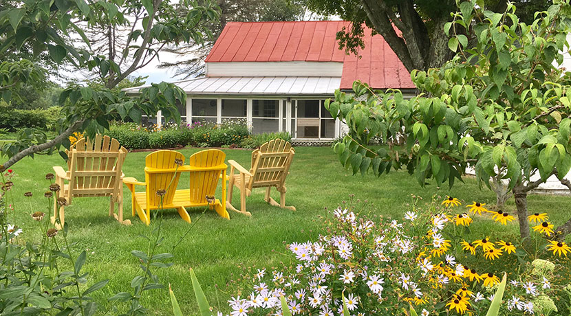 1744 Farmhouse with Barn/Studio