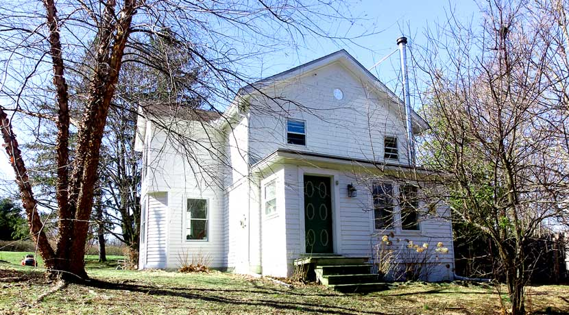 1841 Germantown Farmhouse