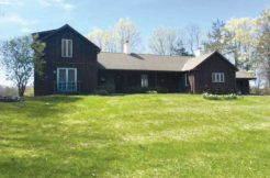 Front view of Contemporary with a Country feel in Germantown, NY
