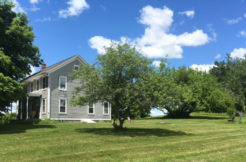 Germantown Farmhouse Hudson Valley Real Estate