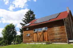 Converted three-bedroom barn Hudson Valley Real estate