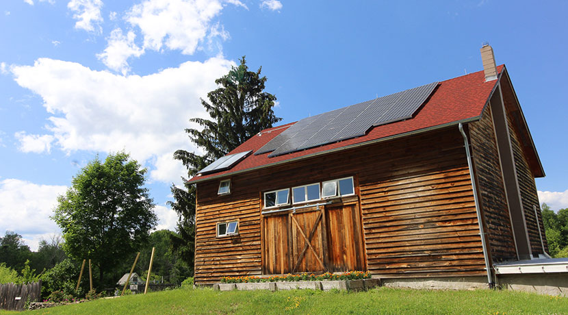 Converted Barn on Two Acres