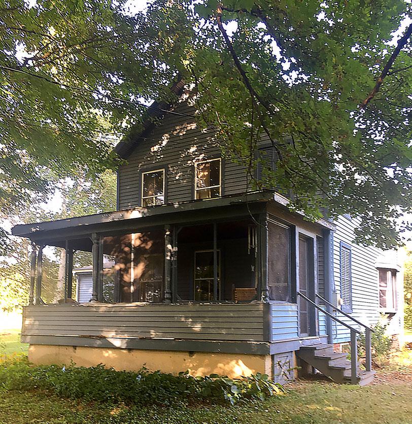 1892 Germantown Farmhouse