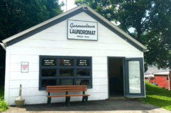Front of Germantown Laundromat