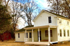 Renovated 1860s Livingston Farmhouse