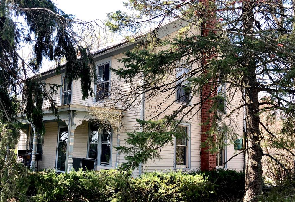 1875 Livingston Farmhouse