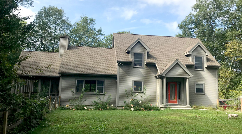 Columbia County Contemporary on Five Acres