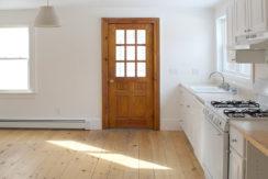 Kitchen & back door