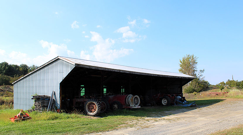 tractor shed 1