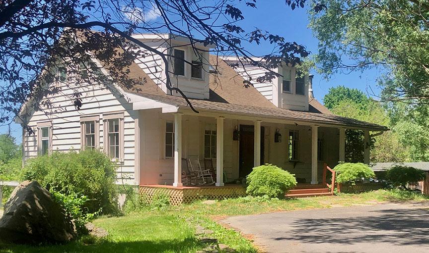 Germantown Farmhouse Cape on 5 Acres