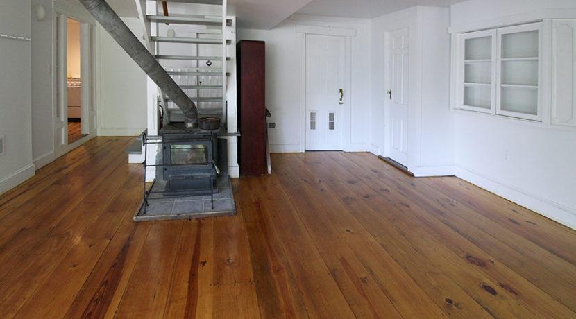 lower fireplace