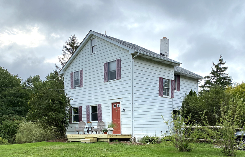 Tivoli Village Farmhouse