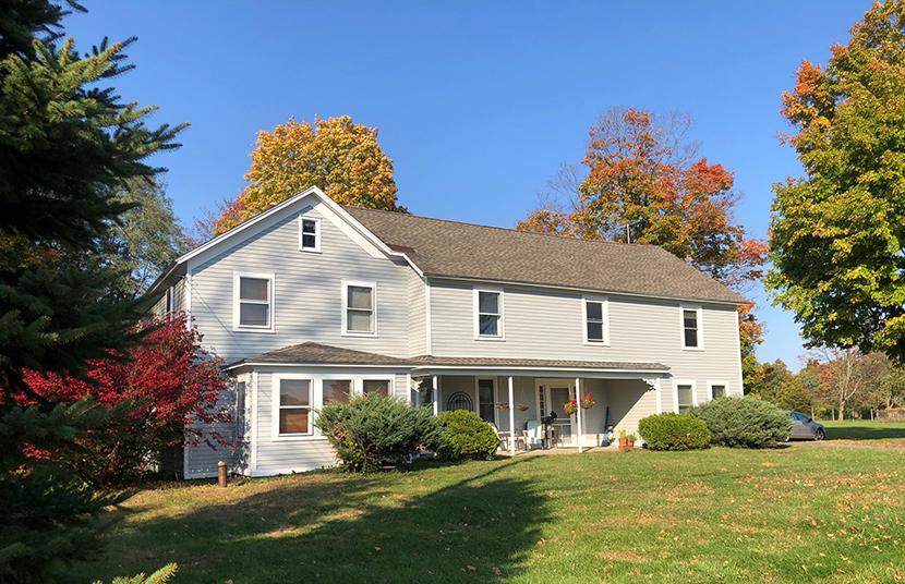 Livingston Farmhouse on 12 Acres
