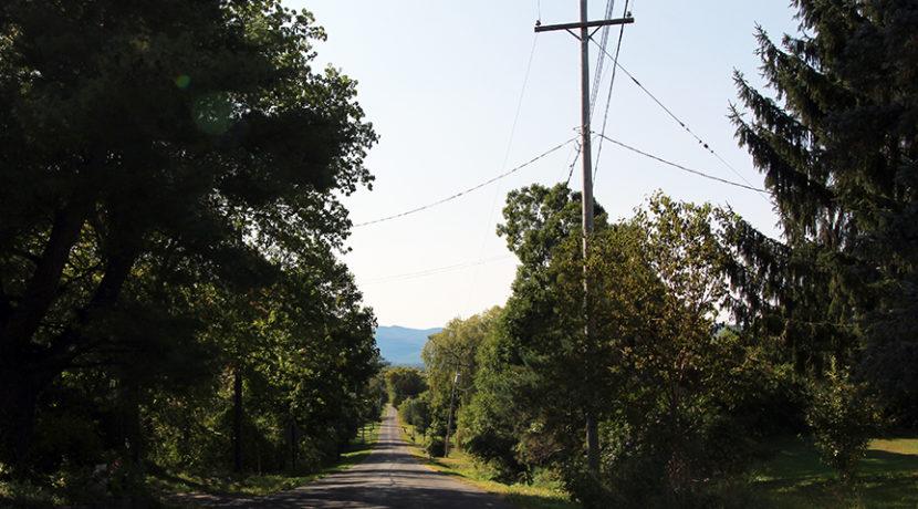 road_mountain view