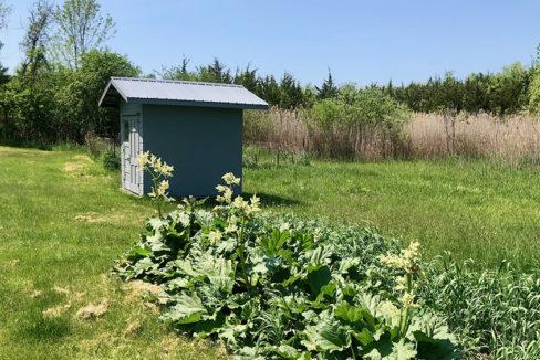 Buhler Garden shed 2021