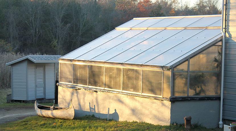 Buhler greenhouse