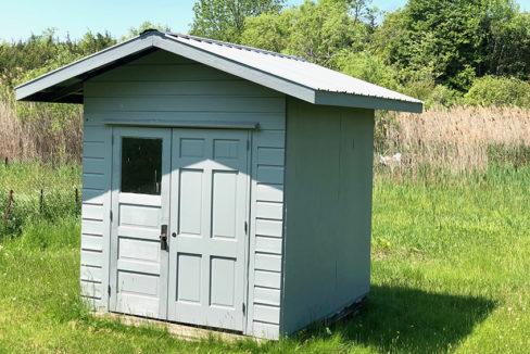 Buhler shed 1 2021