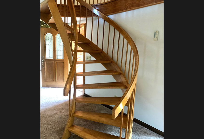 Buhler staircase 2 2021