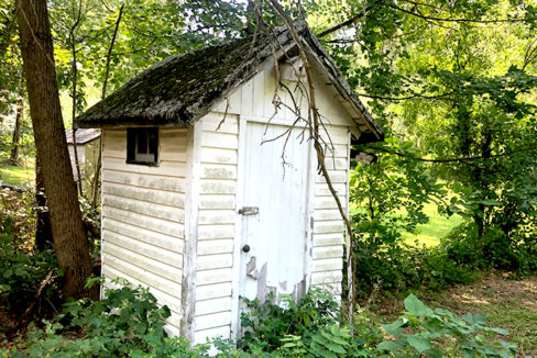 149 Maple shed