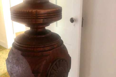 Harte staircase detail